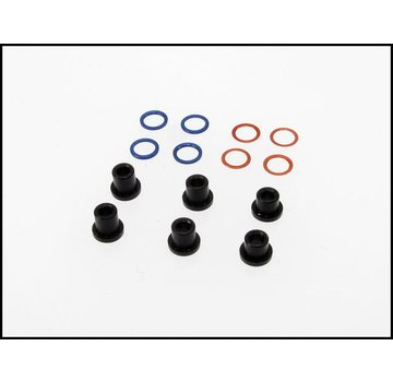 PN Racing PN Racing Mini-Z (MR2056F) MR02/03 Double A Arm Delrin Spring Holder Kit