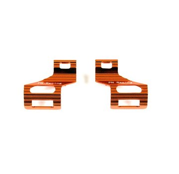 PN Racing PN Racing Mini-Z MR03 V2 Alm Battery Cover Heatsink (Orange)