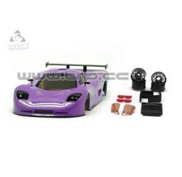 Technical Racing Products (TRP) TRP Mini-Z MR02/MR03W MM Mosler MT900 Body Set (Lilac Purple hand painted)