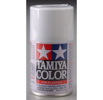 Tamiya Tamiya Spray Lacquer TS-7 Racing White