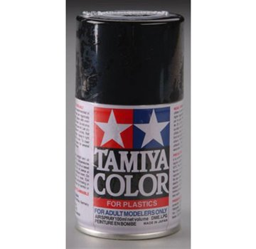 Tamiya Tamiya Spray Lacquer TS-6 Matt Black