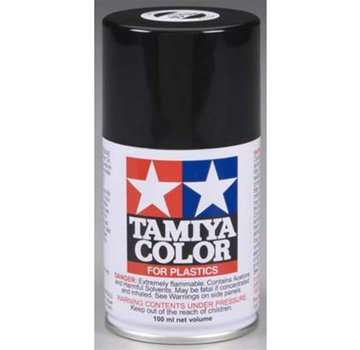 Tamiya Tamiya Spray Lacquer TS-14 Black