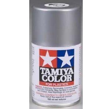 Tamiya Tamiya Spray Lacquer TS-17 Alum Silver