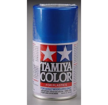 Tamiya Tamiya Spray Lacquer TS-19 Metallic Blue