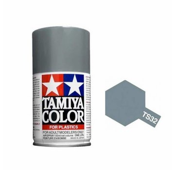 Tamiya Tamiya Spray Lacquer TS-32 Haze Grey