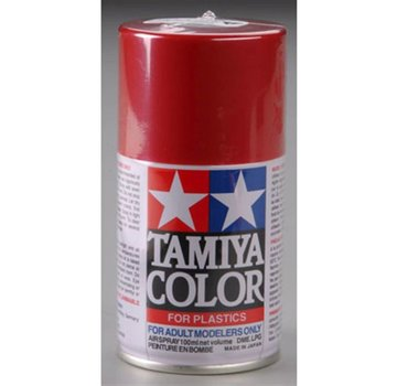 Tamiya Tamiya Spray Lacquer TS-18 Metallic Red