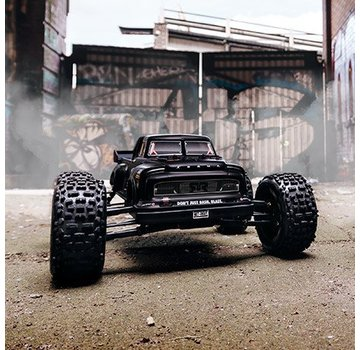 Arrma Arrma AR106036 NOTORIOUS 6S BLX Classic Stunt RTR Black