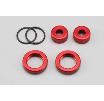 Yokomo YOKOMO O Ring Cap / Adjust Nut for BD5/DRB (BR-S4C)