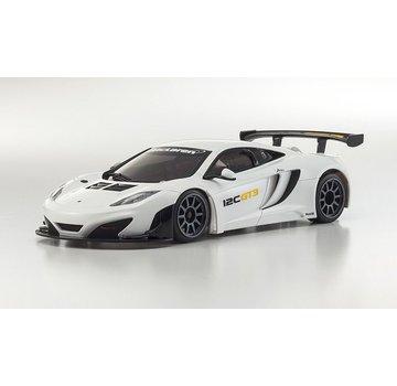 Kyosho Kyosho Mini-Z ASC MR03W MM McLaren 12C GT3 2013 White Body Set MZP226W