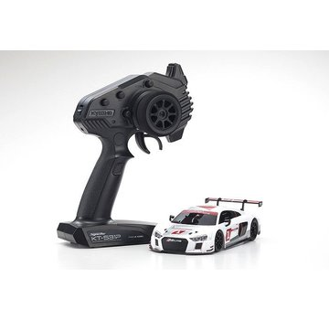 Kyosho Kyosho (32323AS-B) MINI-Z RWD Audi R8 LMS White 2