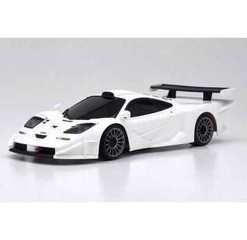 Kyosho Kyosho Mini-Z ASC MR-03W-MM McLaren F1 GTR White Body Set MZP237W
