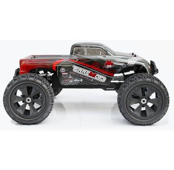 RedCat Racing REDCAT TERREMOTO V2 1/8 SCALE BRUSHLESS ELECTRIC MONSTER TRUCK Red - Ready to Run Includes Dual Lipo Batteries & Lipo Charger