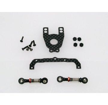 PN Racing PN Racing Mini-Z Tri Damper System 98mm Conversion Kit