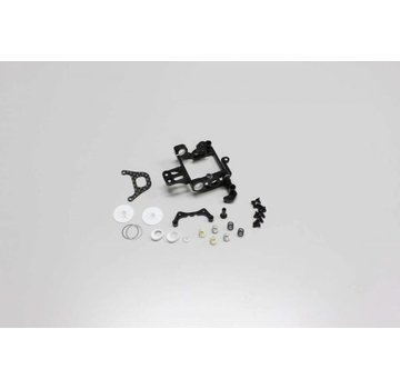 Kyosho - Route 246 KYOSHO R246 Al Motor Mount & Roll Damper FOR F-1 CHASSIS R246-1701