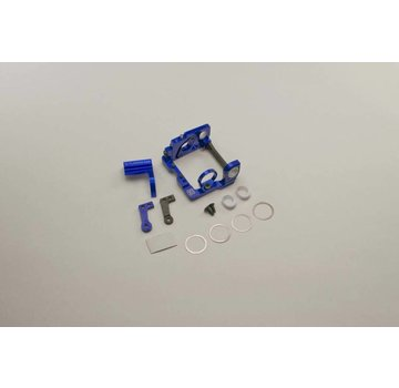 Kyosho - Route 246 KYOSHO R246 LM Aluminum Motor Mount for MR-03 CHASSIS R246-1202