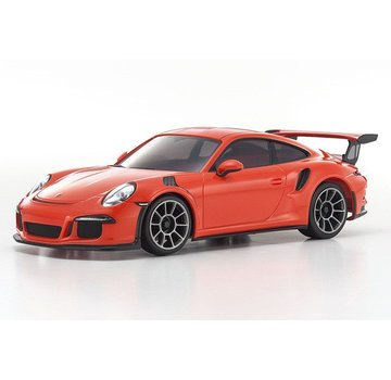 Kyosho Kyosho ASC MR-03N-RM Porsche 911 GT3 RS Orange MZP150OR-B