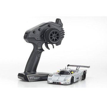 Kyosho KYOSHO 32327S-B MINI-Z RWD Sauber-Mercedes C9 No. 63 LM 1989 MR-03 Readyset