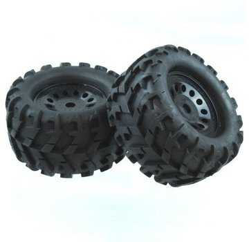RedCat Racing REDACT BS820-003 EARTHQUAKE TIRES
