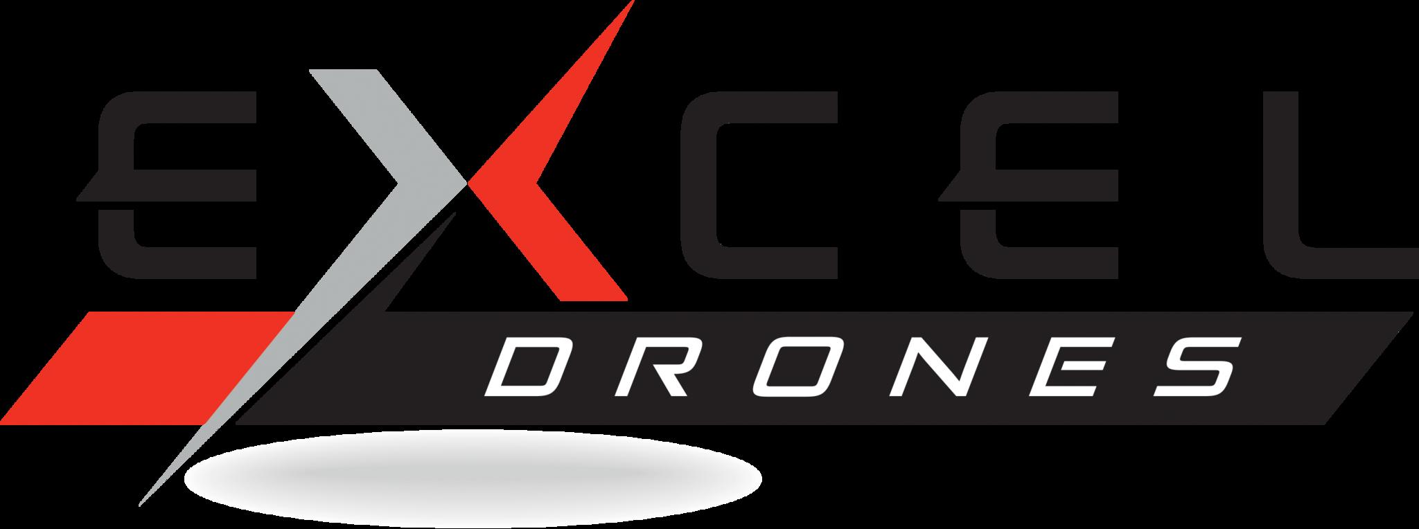 Excel Drones Logo