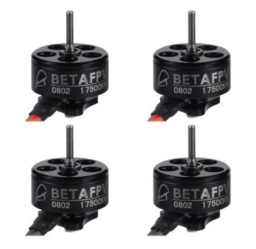 BetaFPV BetaFPV 0802 17500KV Brushless Motors