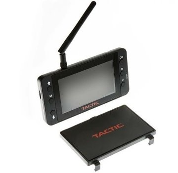 "Tactic FPV-RM2 5.8Ghz 40ch 4.3"" Monitor & Receiver TACZ5153"
