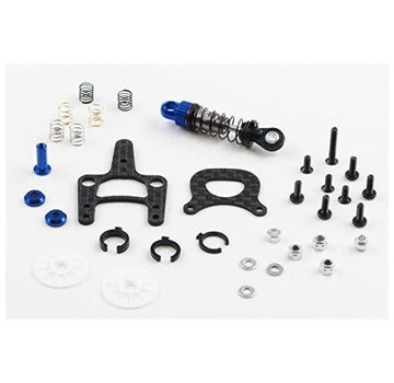 Kyosho - Route 246 Kyosho R246 (R246-1222) Roll Damper / Oil Shock MM 98mm/LM102mm