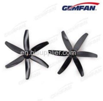 Gemfan Gemfan PC 5040 Hex 6 Blade Propellers 2L2R