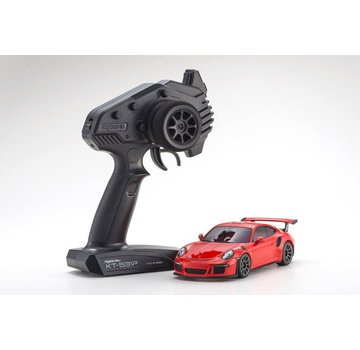 Kyosho Kyosho 32321OR-B MINI-Z RWD Porsche 911 GT3 RS Lava Orange RS