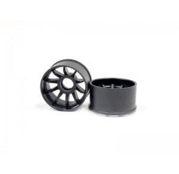 GL Racing GL Racing RWD R10 Machine Cut Carbon Rim (N1) (WHC005-1)