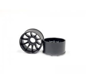 GL Racing GL Racing RWD R10 Machine Cut Carbon Rim (W2) (WHC006-2)