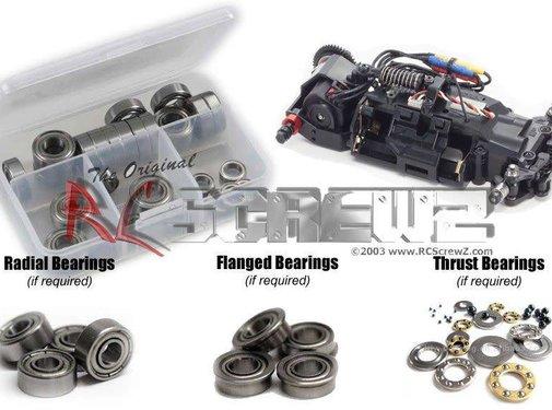 RCScrewz RCScrewz (kyo170b) Kyosho Mini-Z MR-03 VE/Pro Metal Shielded Bearings