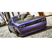 Kyosho Kyosho (34415T1B) Fazer Mk2 Dodge HELLCAT Purple Challenger SRT2015 1/10 EP 4WD Readyset