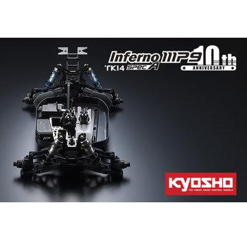 Kyosho - Route 246 Kyosho (33013B) INFERNO MP9 TKI4 SpecA-10th An