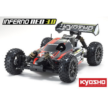 Kyosho Kyosho (33012T2B) INFERNO NEO 3.0 Type 2 RED 1/8