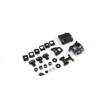 Kyosho Kyosho (MZ217) Motor case set/MM2type(for MR-03)