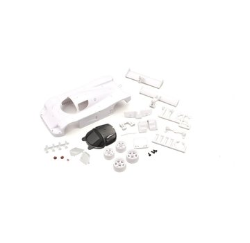 Kyosho Kyosho (MZN193) SAUBER MercedesC9 White body set(w/Wheel)