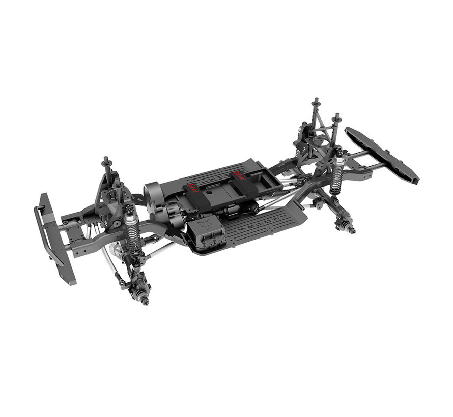 RedCat Racing (RER11386) Gen8 Pre-Assembled Chassis Kit