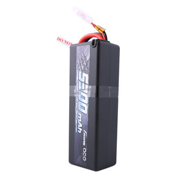 Gens Ace Gens ace 5300mAh 11.1V 50C 3S1P HardCase Lipo Battery 15# with Deans Plug