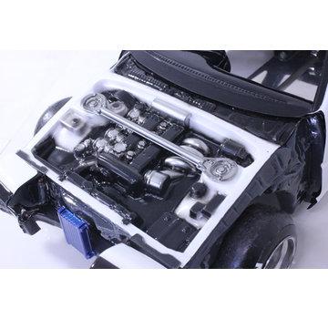 Pandora RC Pandora RC (PAI-802 ) AE86 INNER SET Unpainted
