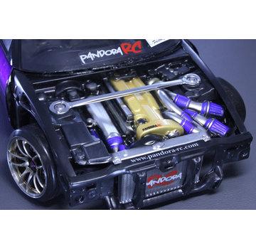 Pandora RC Pandora RC (PAI-801 ) ENGINE SET  < SR / RB / FA > Unpainted