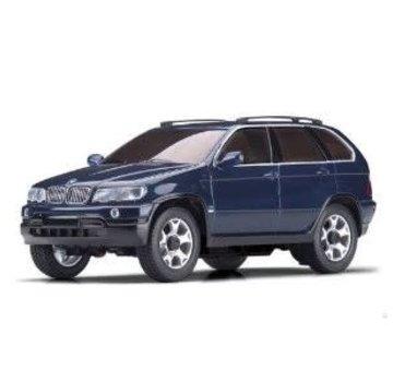 Kyosho Kyosho Mini-Z Overland (MVG3MB-B) BMW X5 (Metallic Blue) Autoscale