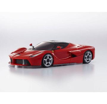 Kyosho Kyosho Mini-Z (MZP224R-B) ASC MR-03W-MM La Ferrari Red