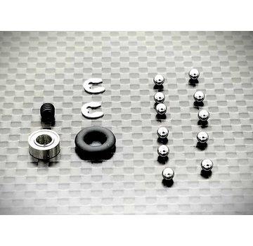 GL Racing GL Racing Ball Diff Maintenance Kit (GLR-006-D)