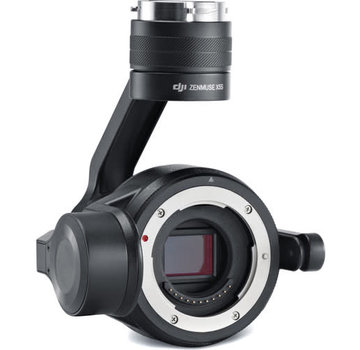 DJI ZENMUSE X5S Lens Excluded