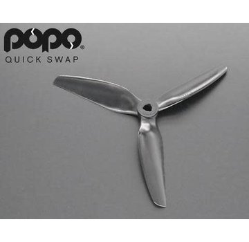 HQ Props HQ Durable Prop  7X4X3 Light Grey (2CW+2CCW)-Poly Carbonate-POPO