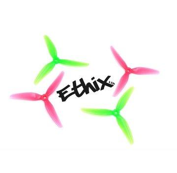 Ethix Ethix S3 Prop Watermelon  (2CW+2CCW)-Poly Carbonate