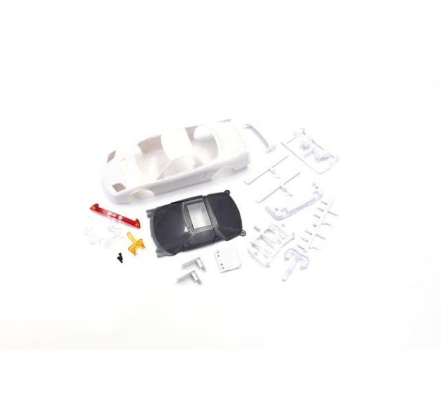 Kyosho (MZN140) Honda NSX-R 2002  White Body Set