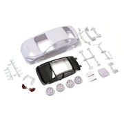 Kyosho Kyosho (MZN185) SUBARU WRX STI White body set (w/Wheel)