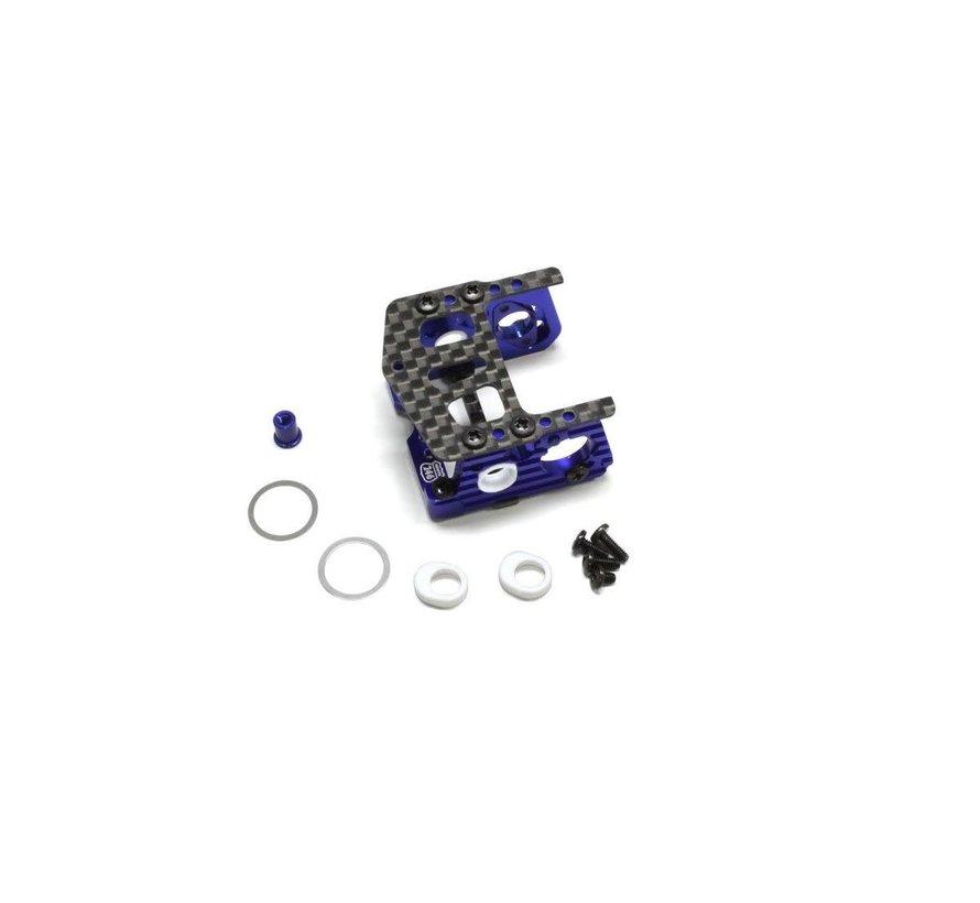 Kyosho R246 (R246-1203B) RM Aluminum Motor Mount MR-015 MR-02 MR-03