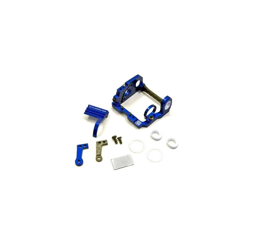 Kyosho R246 (R246-1351B) MML Motor Mount for MR-03 / HB 98mm